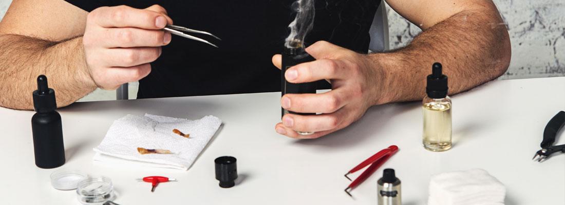 Fabriquer soi-même son e-liquide